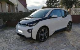 BMW i3 occasion avec prolongateur d'autonomie