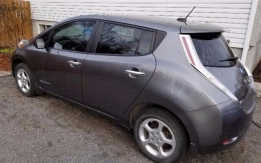 Nissan Leaf Acenta 24kwh occasion